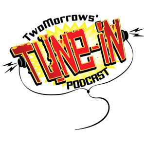TwoMorrows Tune-In podcast and TNT blog *