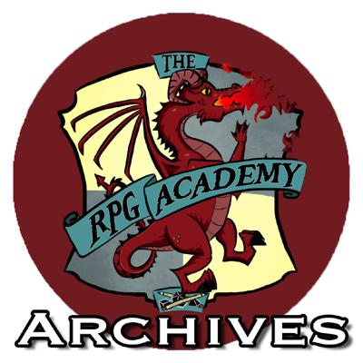 The RPG Academy - ARCHIVES