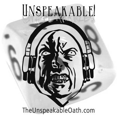 Cover art for Unspeakable! Actual Play Episode 18 – Future/Perfect, Part 2, Episode 2