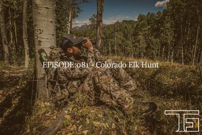 Cover art for EPIOSDE 081: Colorado Elk Hunt