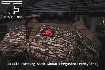 Cover art for EPISODE: 085 – Saddle Hunting with Shawn Ferguson (Trophyline)