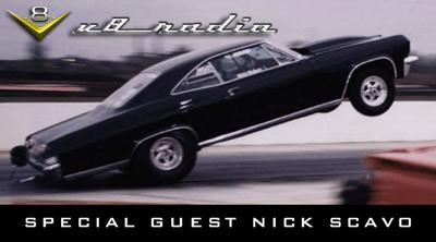 Cover art for In The Fast Lane With Nick Scavo on The V8 Radio Podcast