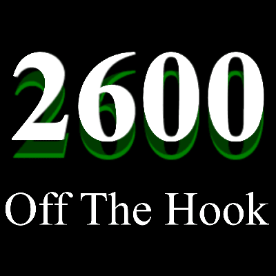 Off The Hook a podcast from 2600: The Hacker Quarterly. It discusses the hacker's view of the emerging technology, and the threats posed by an increasingly Orwellian society. Hear updates on security flaws from the hacker perspective, as well as the latest news from within the hacker community. Follow us on Twitter @HackerRadioShow and Mastodon @HackerRadioShow@Mastodon.social