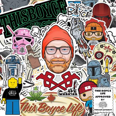 This Boyce Life is a Canadian podcast that highlights the exciting unfiltered minds of Dave The Voice Boyce and Mark the Murmur Murdoch.