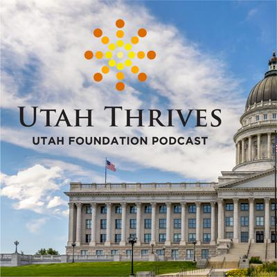 Cover art for Utah Thrives Podcast | What do Legal Needs Tell Us about Struggling Utahns?
