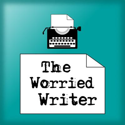 Cover art for The Worried Writer Ep#64: Hayley Chewins 'I work very intuitively'