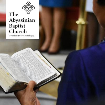Women in the Abyssinian Pulpit