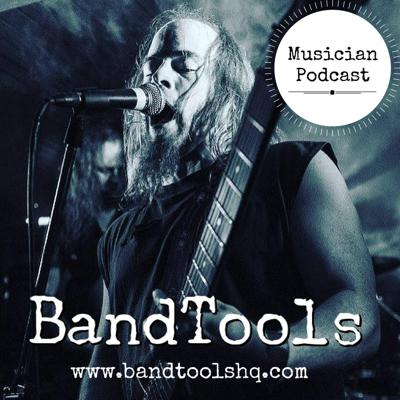 BandTools Podcast – Band Tools for Music Marketing / Band Management / Digital Distribution