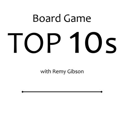 Board Game Top 10s