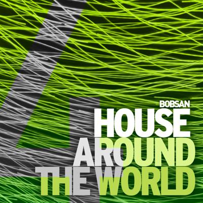 Cover art for House Around the World 4