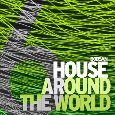 Cover art for House Around the World 6