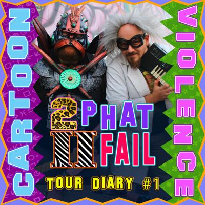 Cover art for #21: Tour Diary #1