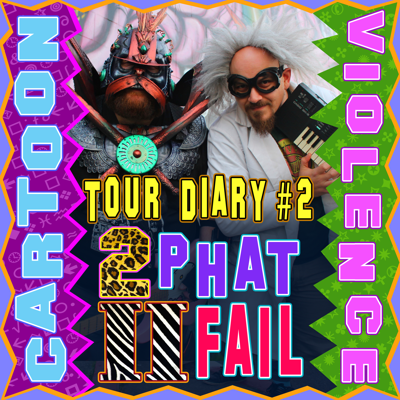 Cover art for #22: Tour Diary #2