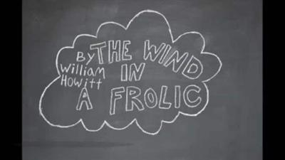 Cover art for The Wind in a Frolic