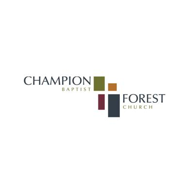 Champion Forest Baptist Church - Sundays