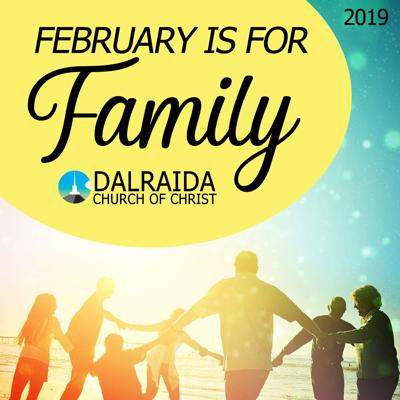 February Is For Families (February 2019)