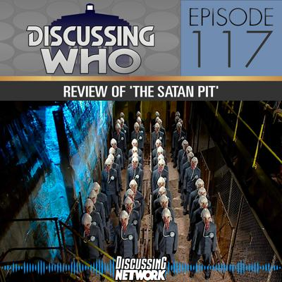 Discussing Who: A Doctor Who Podcast