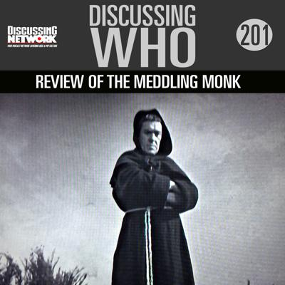 Cover art for Episode 201: Review of The Meddling Monk