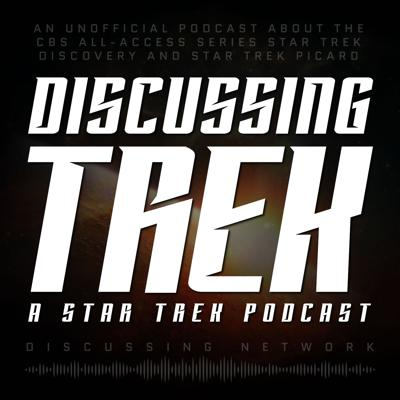 Cover art for Discussing Trek 2020 Promotional Trailer