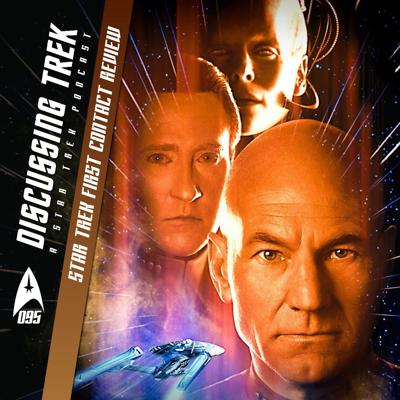 Cover art for DT095: Star Trek: First Contact Review