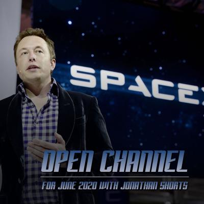 Cover art for Open Channel for June 2020 with Jonathan Shorts: Trek X