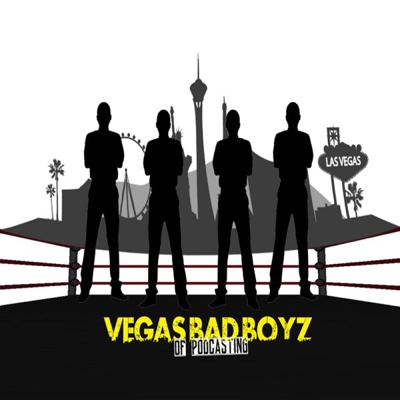 ARE YOU READY?!...The Vegas Bad Boyz of Podcasting are here to give you their unique opinions on Professional Wrestling, MMA, Boxing, Pop Culture, and all things Las Vegas. Join hosts DJ Impact, Simon Street, Matt Michaels, King Lucky,and Sin City Steve as they discuss this weeks top stories in sports and entertainment, bring you must listen interviews with top personalities as well as young up and comers from all aspects of the sports and entertainment world, and give you some insight about the sights and sounds from right here in the entertainment capital of the world Las Vegas. With these Vegas Bad Boyz you always hit the Jackpot!