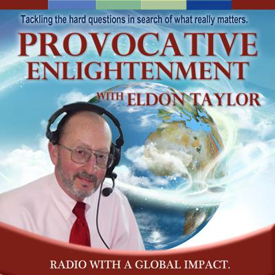 What does Enlightenment mean? Former criminalist, Eldon Taylor, believes that true enlightenment can only come when you learn to take charge of your own thoughts. Can you state that your beliefs truly are your own and not just adopted from ideas that are politically correct and mass approved? According to Eldon Taylor, free thinking is difficult for many reasons, ranging from the psychology of your being to the mass attempts to mold your thinking for the convenience of others! Join Eldon Taylor on Provocative Enlightenment, where nothing is too sacred to be discussed and everything is aimed at dissecting what it means to be spiritually aware in the 21st century. Provocative Enlightenment is for  those of you interested in pushing the boundaries, creating waves, and breaking free!