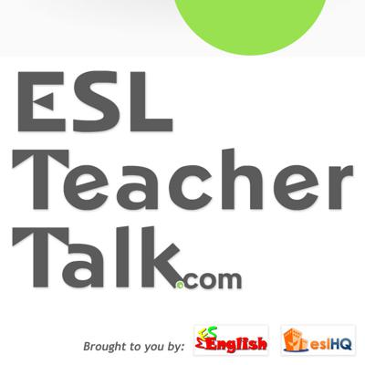 Podcasts for ESL & EFL Teachers - Lesson ideas, teaching techniques, classroom activities, games, and more