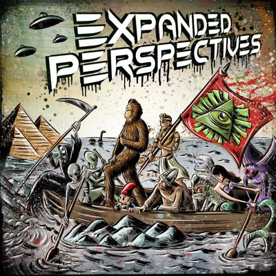The Expanded Perspectives podcast is a weekly show about ancient history, alternative history, cryptozoology, UFOs, time slips, serial killers, the paranormal, trolls and fey folk, legends, myths and dark historical tales that spark the imagination. Each episode offers an immersive audio experience that brings up more questions than answers. Join Kyle and Cam each week as they explore the unknown and perhaps expand your perspective….for more information go to www.expandedperspectives.com