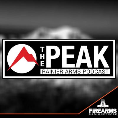 The Peak is Rainier Arm's Podcast that gives an inside look at what's going on in the firearms industry, 2A talks and what's hot with guests from the firearms community.