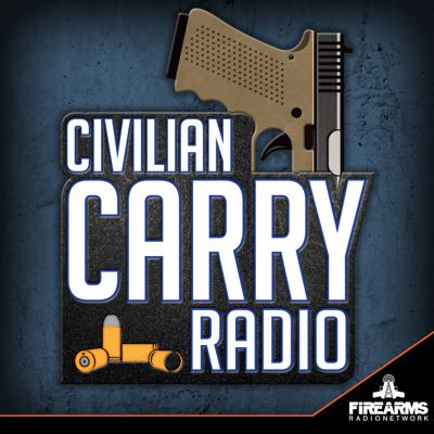 Cover art for Civilian Carry Radio 146 – Julie Golob, US Army Vet, Author and IPSC World Champion