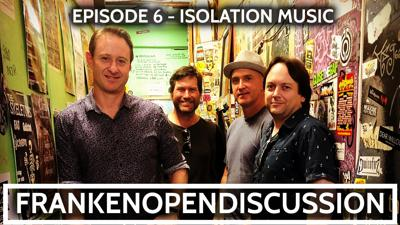 Cover art for Episode 6 – Isolation Music