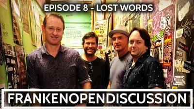 Cover art for Episode 8 – Lost Words