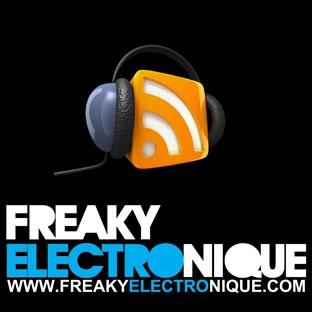 Freaky Electronique - Monthly Podcast