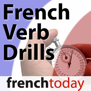 French Verb Drills (French Today)