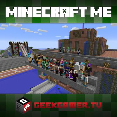 The show that is all about Minecraft, the popular game! – HD Video Feed – By: GeekGamer.TV