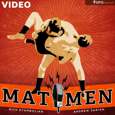 Pro Wrestling Mat Men podcast is a weekly pro wrestling podcast news and speculation podcast hosted by Andrew Zarian, Rich Stambolian. They are passionate about pro wrestling and about presenting their love for the product in a mature and well worded way with a big dose of laughter and goofing off. Wrestling fans unite and let cooler heads prevail while these boys regale you with their take on the squared circle.