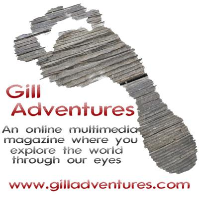 Gill Adventures; Tales From a Wandering Dude Ranch Family