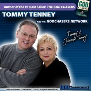 Welcome to the official GodChasers.Network podcast.  Tommy Tenney, founder of GodChasers.Network, is the auther of the multi-million best selling The GodChasers series.  Tommy Tenney has spent over thirty years in ministry with his books being published in more than 40 languages.  GodChasers television ministry is seen in over 120 nations and his website is viewed by more than one million people a month.  Tommy is passionate about leading others to seek the presence of God and encouraging unity in the body of Christ. To help others pursue these twin passions, he founded the GodChasers.network, a missions ministry organized to assist pastors globally and to distribute Tommy's teachings through various media.