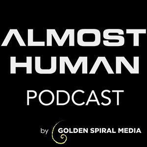 Almost Human Podcast is a fan podcast dedicated to the Fox TV series Almost Human. Send us feedback at feedback@goldenspiralmedia.com and share your feedback by calling 304-837-2278.