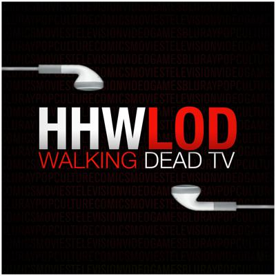 Cover art for The Walking Dead TV Podcast Episode 300