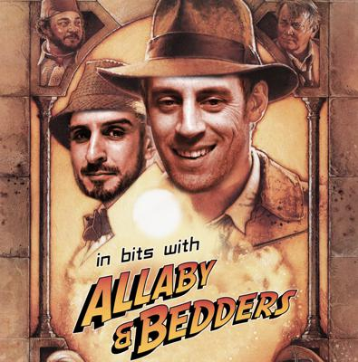 'In Bits' with Allaby & Bedders