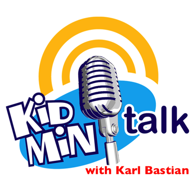 Cover art for Kidmin Talk #141 - August 6th, 2020