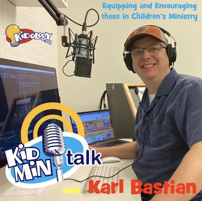 Cover art for Kidmin Talk #129 - March 2nd, 2020
