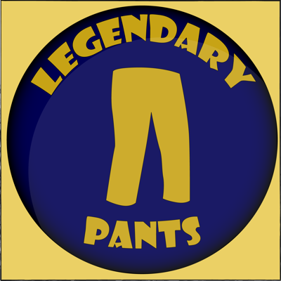 The Legendary Pants crew invites you to join their book club.  Read the book, then listen to us ruin it with our petty observations.  What could be better?