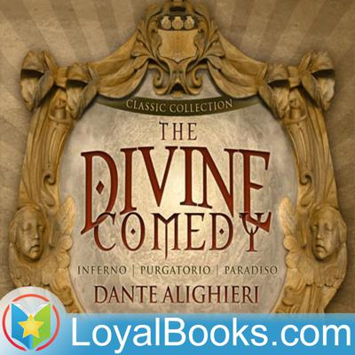 """The Divine Comedy (Italian: Commedia, later christened """"Divina"""" by Giovanni Boccaccio), written by Dante Alighieri between 1308 and his death in 1321, is widely considered the central epic poem of Italian literature, the last great work of literature of the Middle Ages and the first great work of the Renaissance. A culmination of the medieval world-view of the afterlife, it establishes the Tuscan dialect in which it is written as the Italian standard, and is seen as one of the greatest works of world literature.The Divine Comedy is composed of three canticas (or """"cantiche"""") — Inferno (Hell), Purgatorio (Purgatory), and Paradiso (Paradise) — composed each of 33 cantos (or """"canti""""). The very first canto serves as an introduction to the poem and is generally not considered to be part of the first cantica, bringing the total number of cantos to 100.The poet tells in the first person his travel through the three realms of the dead, lasting during the Easter Triduum in the spring of 1300."""