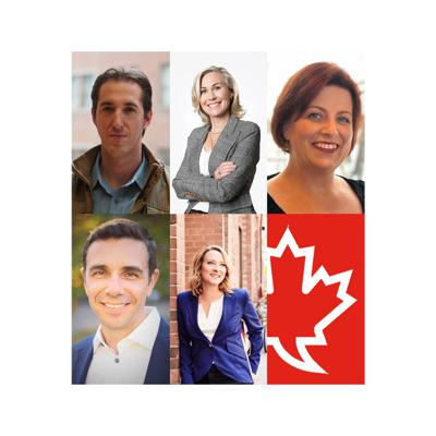 Cover art for Virtual Event: Reopening Canada, Panel: Dr. Isaac Bogoch, Jennifer Keesmaat, Jean McClellan and Angus McOuat, moderated by Adrienne Arsenault