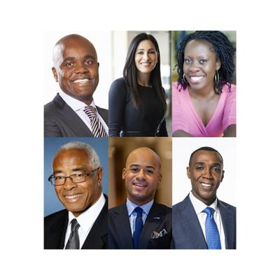 Cover art for Virtual Event: The BlackNorth Initiative, Panel: Rola Dagher, Wes Hall, Andria Barrett, Hon. Don Oliver and David Simmonds, Moderated by Dwight Drummond