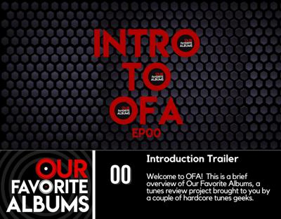 Cover art for Ep00:  Intro to OFA
