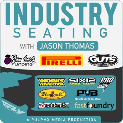 Industry Seating is an inside look behind the scenes of professional supercross and motocross racing. Tune in every Monday morning for insight on all things moto.